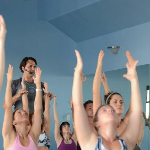2. Teaching Yoga
