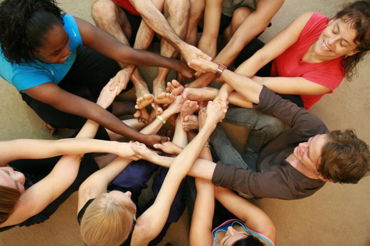 Yoga community1