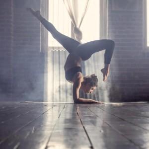 1. Living Yoga